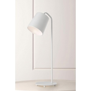 Evora Table Lamp - White