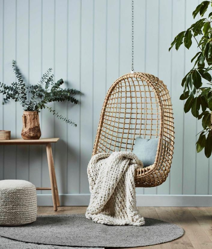 Plantation Nest Hanging Chair