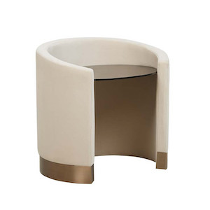 Kennedy Upholstered Bedside