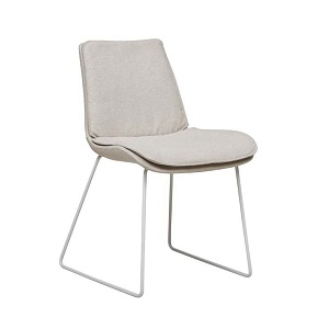 Chase Dining Chair - Seashell