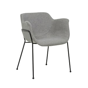 Etta Arm Chair - Grey Speckle