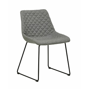 Henri Dining Chair - Grey Speckle