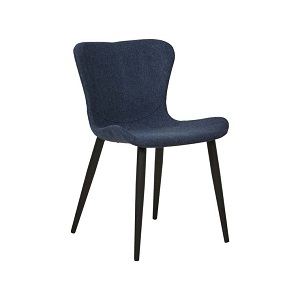 Odette Dining Chair - Deep Blue