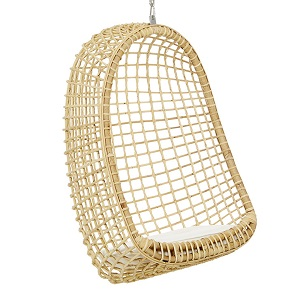 Plantation Nest Hanging Chair - Natural