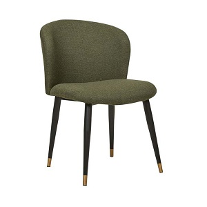 Sara Dining Chair - Military Green