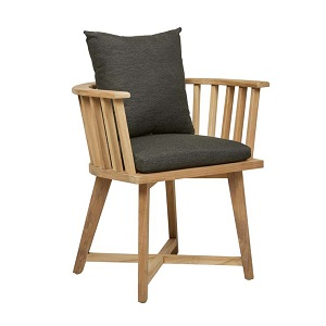 Sonoma Slat Arm Chair