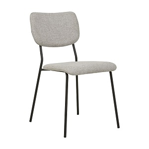 Tommy Dining Chair - Winter Grey