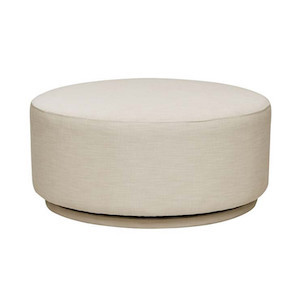Kennedy Swivel Large Ottoman