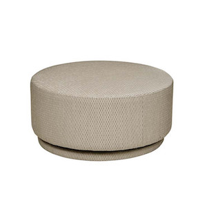 Kennedy Swivel Medium Ottoman