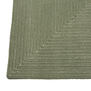 Granada Handwoven Rug - Light Green