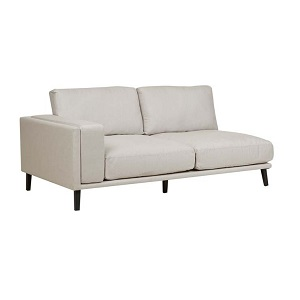 Aruba Square 2 Seater - Left Arm