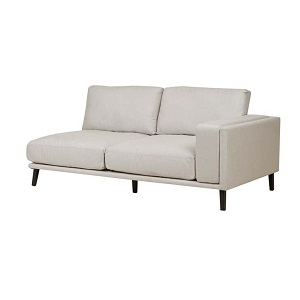 Aruba Square 2 Seater - Right Arm