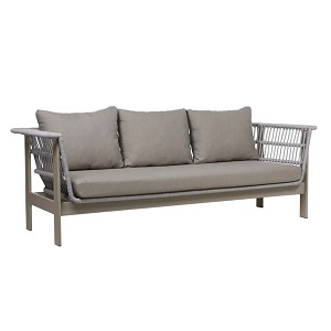 Lagoon 3 Seater Sofa - Sunflower Seed