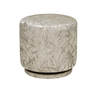 Kennedy Swivel Small Ottoman