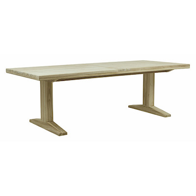 Southport Dining Table - Driftwood