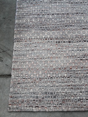 Braid Hive Rug - Vapour