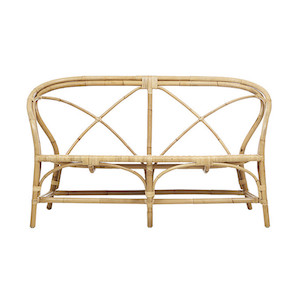 Avery Croft Love Seat - Natural
