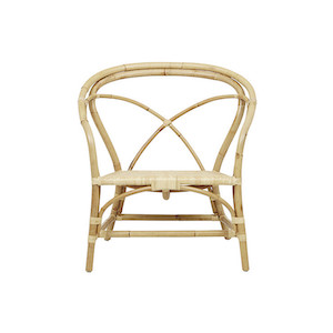 Avery Croft Occasional Chair - Natural