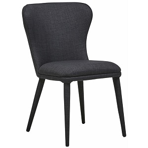 Eloise Dining Chair - Soot