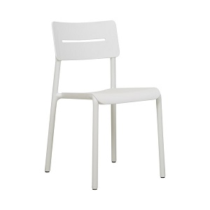 Outo Dining Chair - White