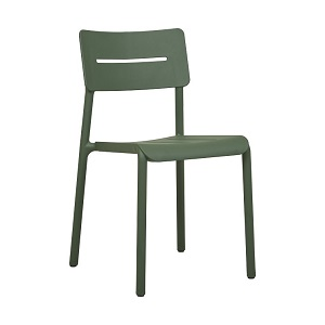 Outo Dining Chair - Dark Green