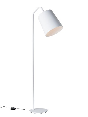 Evora Floor Lamp - White
