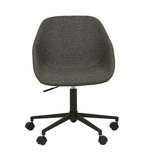 Cooper Office Chair - Charcoal