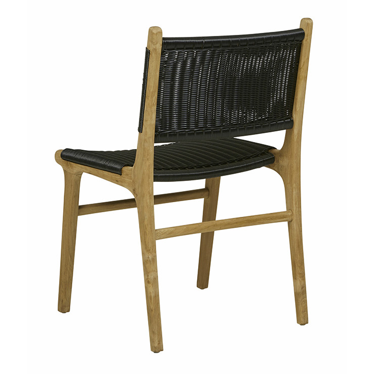 32dda8329d8 Noosa Open Dining Chair - Black - Make Your House a Home
