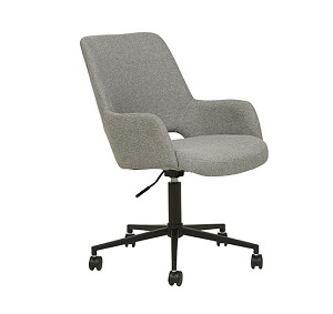 Quentin Office Chair - Grey Speckle