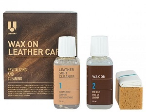 Uniters Wax On Leather Care Kit