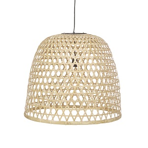 Airlie Woven Ceiling Pendant 650 - Natural
