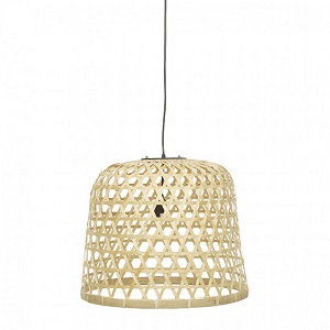 Airlie Woven Ceiling Pendant 450 - Natural