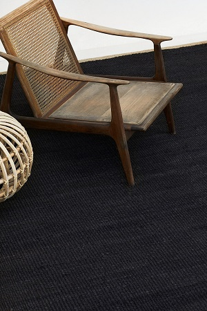 Nest Rug - Charcoal by Armadillo