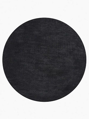 Eclipse Rug - Black