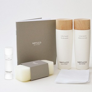 Natuzzi Editions Leather Care and Cleaning Kit