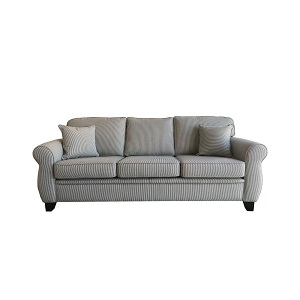 Siesta 3 Seater Sofa (Stripes)