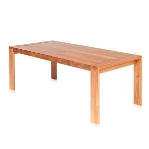 Armadale Dining Table by Timber Co