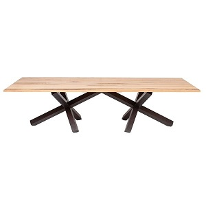 Newbridge Dining Table by Timber Co