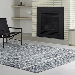 Laila Rug - Tar by Weave