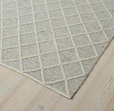 Mitre Rug - Feather by Weave