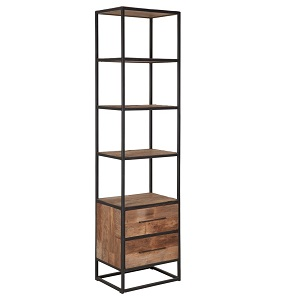 Urban Slim Bookcase by d-Bodhi