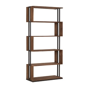 Fendy Open Bookcase by d-Bodhi