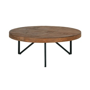 Soul Round Coffee Table by d-Bodhi