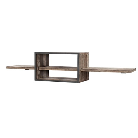 Tuareg Hanging Shelf Rack by d-Bodhi