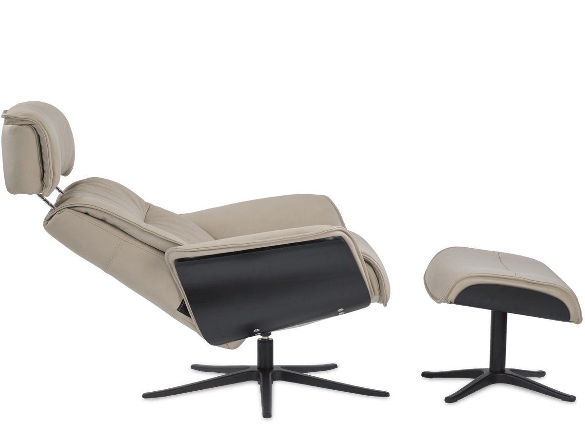 Space 5300 Recliner & Ottoman