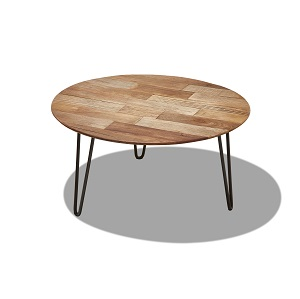 Elm Large Coffee Table by Molmic