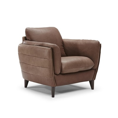 Geloso B908 Armchair by Natuzzi Editions