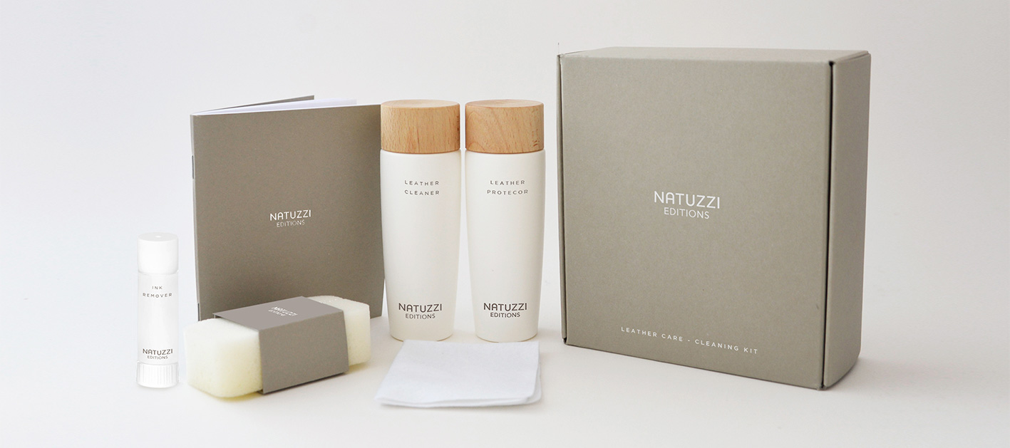 Natuzzi Leather Care Kit