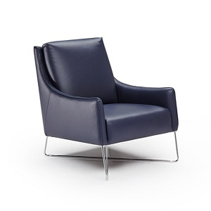 Regina B903 Armchair by Natuzzi Editions