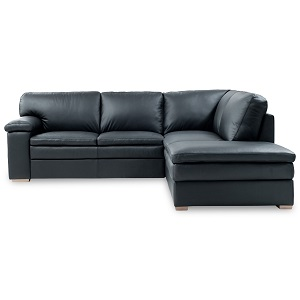 Portsea Sofa + Chaise by IMG Comfort - Prime Leather